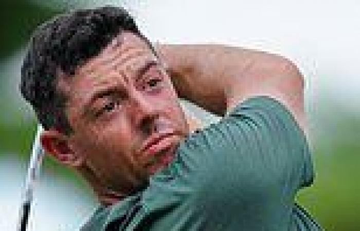 sport news Tokyo Olympics: Rory McIlroy in contention for a medal as he puts Open woes ...