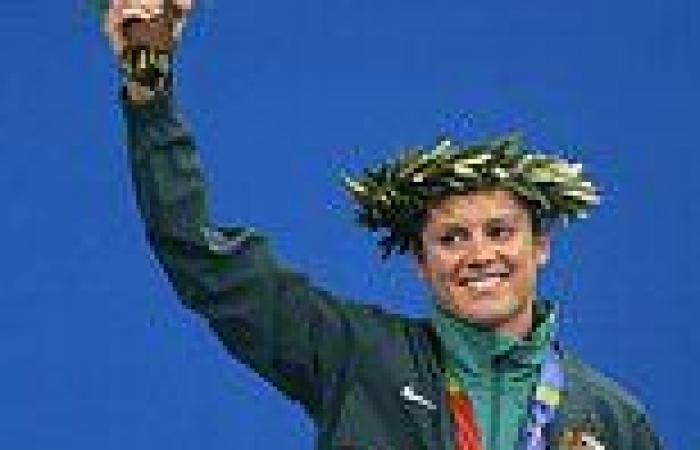 Athens Olympic gold medallist Chantelle Lee Newbery charged with stealing from ...