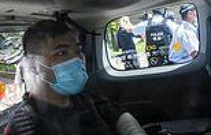 First person convicted under Hong Kong's national security law is jailed for ...