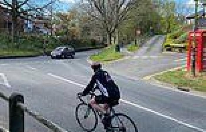 Highway Code changes will see cyclists given more rights than motorists at ...
