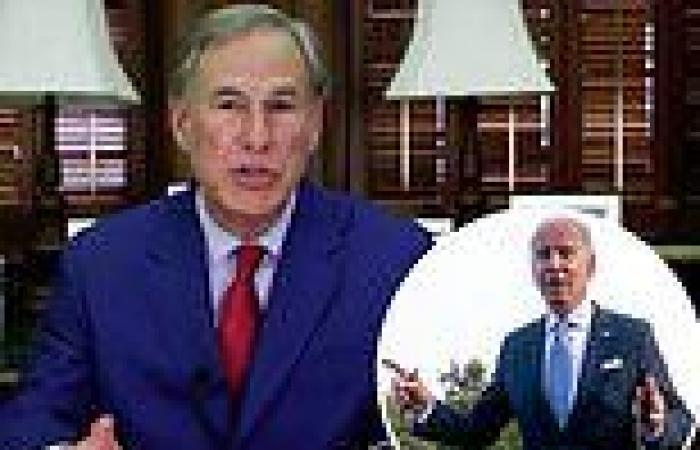 Texas Gov. Greg Abbott signs executive order preventing mask and COVID-19 ...
