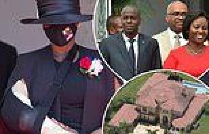 Widow of Haiti president says she only survived attack because killers thought ...