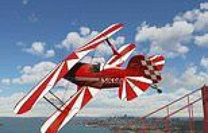 Miraculous flights through a nerd's paradise: PETER HOSKIN reviews Microsoft ...