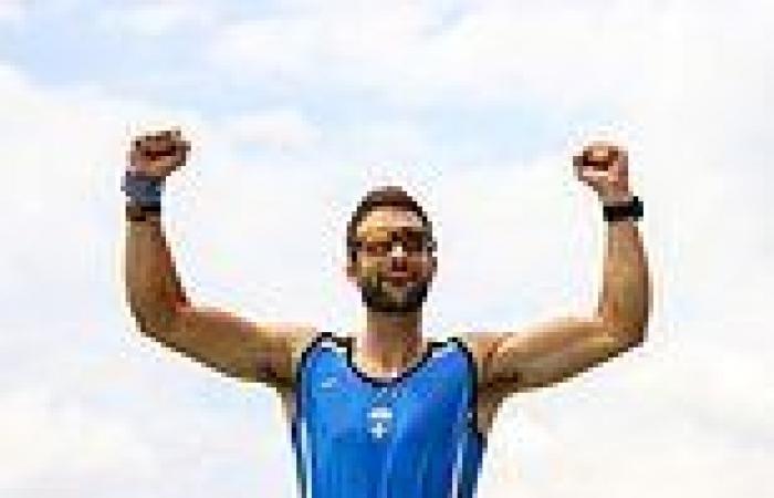 sport news Tokyo Olympics: Greece win first EVER rowing gold as Stefanos Ntouskos sets ...
