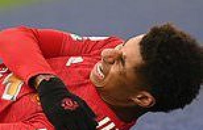sport news Marcus Rashford WILL undergo surgery on injured shoulder next week
