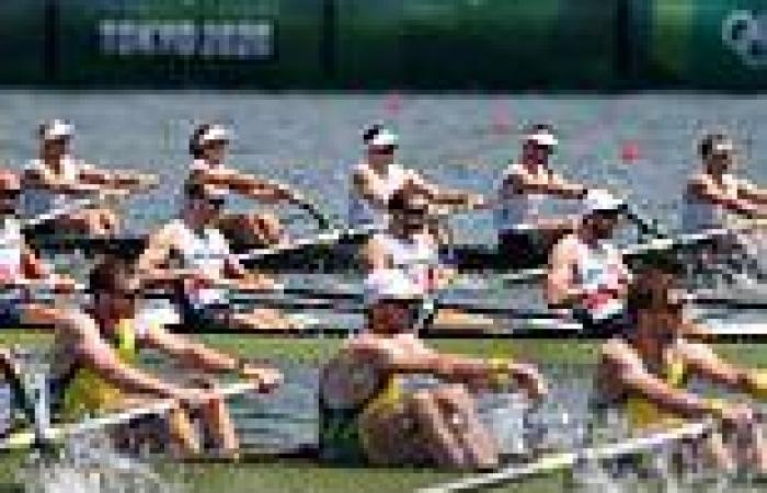 sport news Tokyo Olympics: Team GB seal a bronze medal in the men's eight
