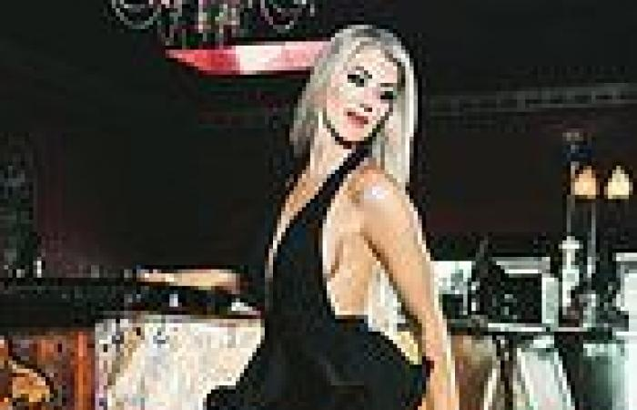 Melbourne escort Hope Morgan earns 15k a week with clients who include AFL ...