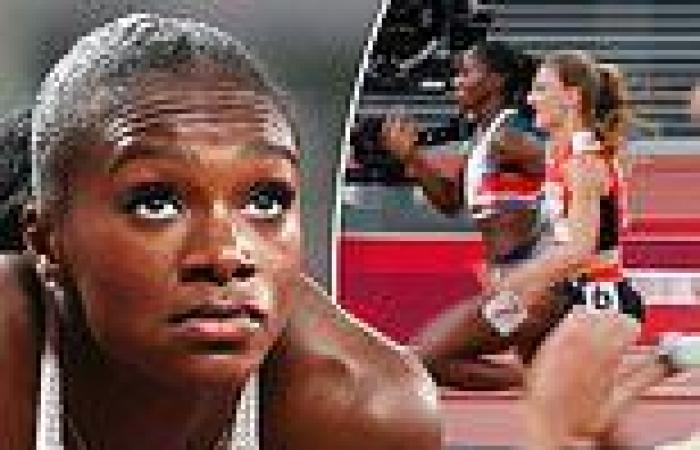 sport news Tokyo Olympics - Dina Asher-Smith bravely recounted how injury wrecked her ...