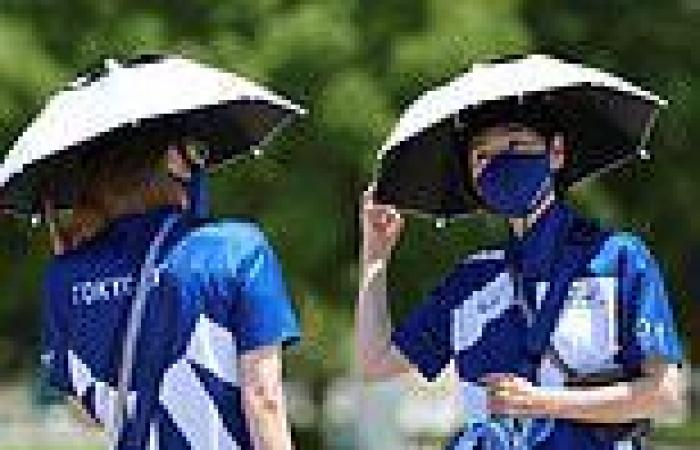 sport news Tokyo Olympics: Volunteers working at Games and in athletes village despite NOT ...