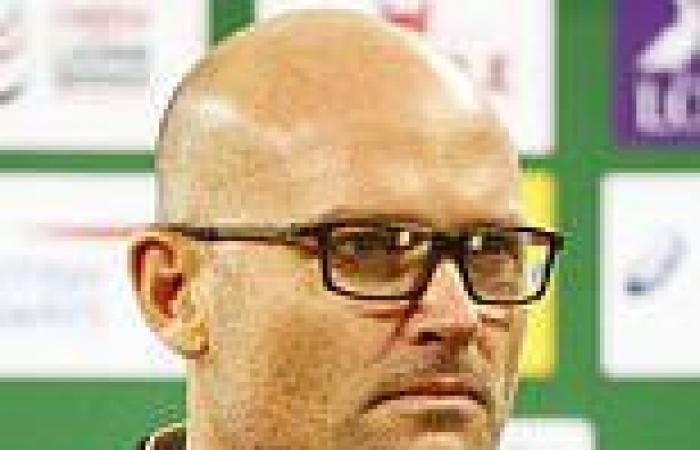 sport news Jacques Nienaber insists he should give his win bonus to South Africa's players ...