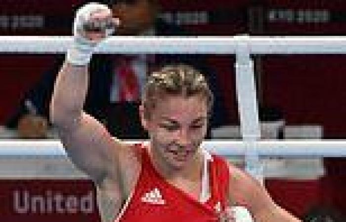 sport news Tokyo Olympics: Lauren Price is GUARANTEED at least a bronze medal after moving ...