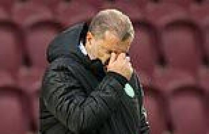 sport news Hearts 2-1 Celtic: Ange Postecoglou's Scottish Premiership reign gets off to a ...
