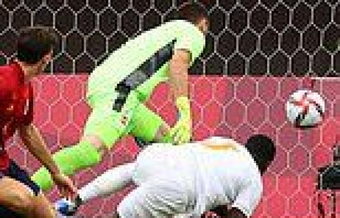 sport news Man United defender Eric Bailly goes from hero to zero in Ivory Coast's Olympic ...