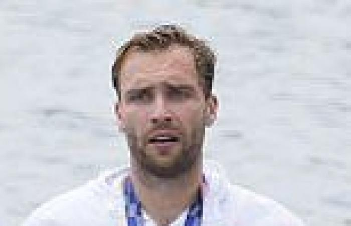 sport news Row-ing continues at Team GB as men's eight bronze medallist appears to leave ...
