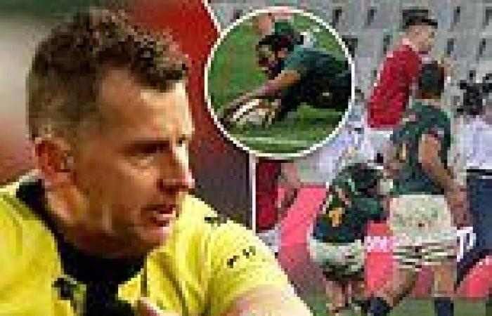 sport news Owens insists Kolbe was 'VERY LUCKY' to avoid red and Boks were fortunate with ...