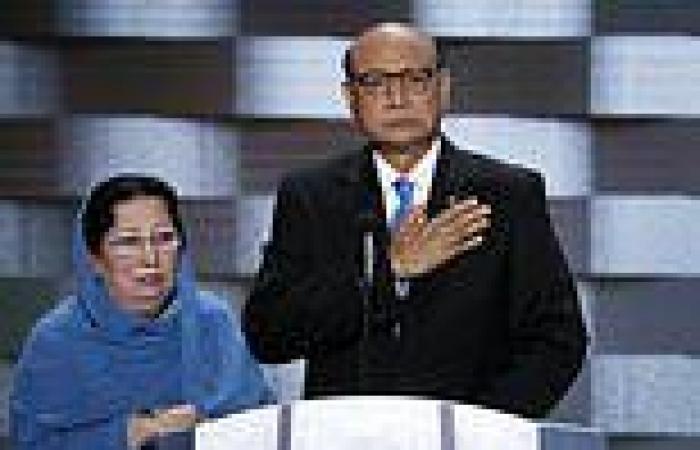Biden appoints Muslim Gold Star veteran father, Trump critic Khizr Khan to ...