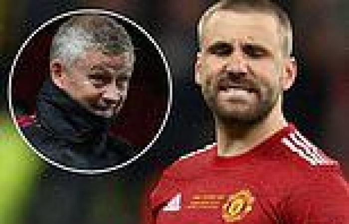 sport news Manchester United set to reward Luke Shaw with a new contract with talks to ...