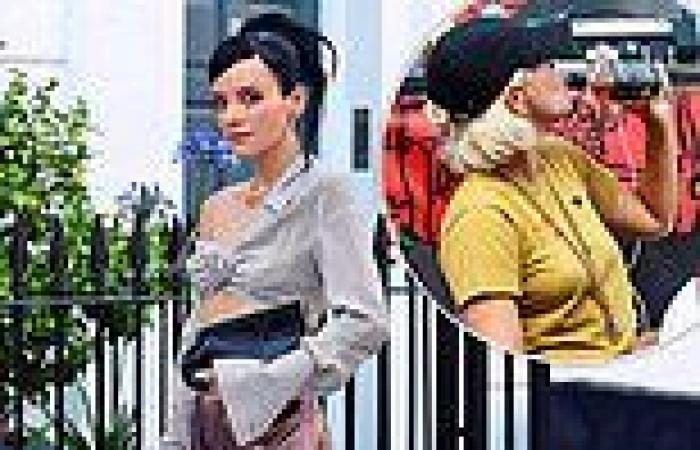 Lily Allen is two years sober: The songstress swapped cider for goji berry ...