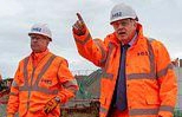 MPs warn scrapping HS2's Leeds leg 'could wreck pledge to level up UK' and ...