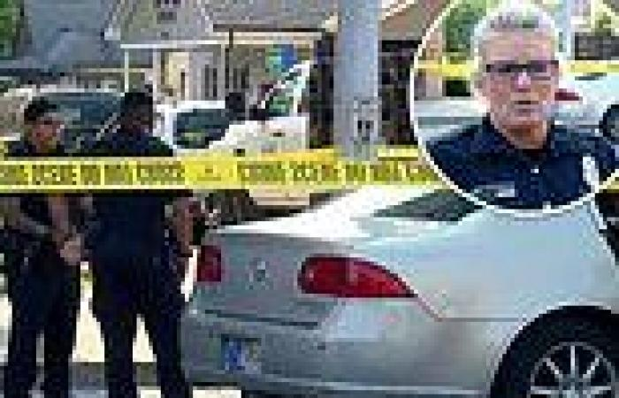 Five people shot outside funeral home Indianapolis four-year-old who is ...