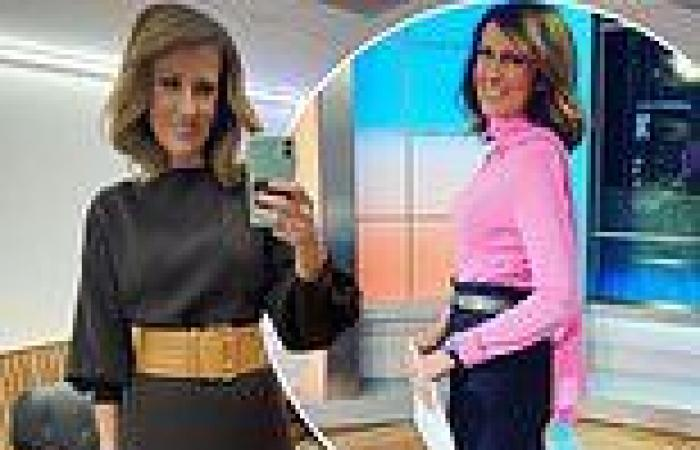 Natalie Barr reveals the fashion choices she's told to 'avoid' while hosting ...