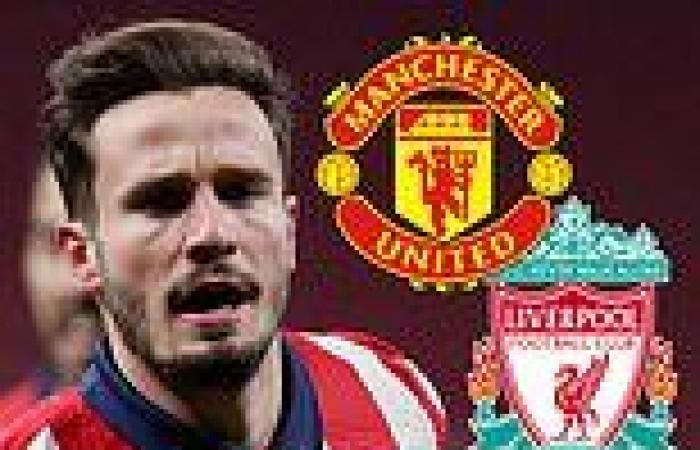 sport news Saul Niguez's representatives 'to fly into UK on Monday' with Manchester United ...