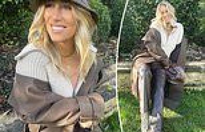 Phoebe Burgess endorses fellow former WAG Nadia Bartel's fashion lineHenne