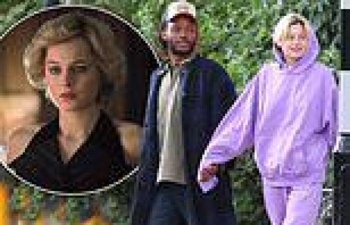 TALK OF THE TOWN: Emma Corrin is not dating her pal who she was spotted holding ...