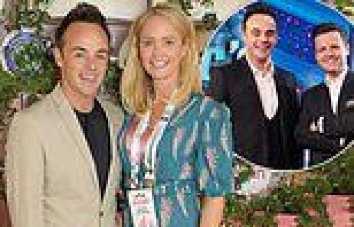 TALK OF THE TOWN: Ant McPartlin is paying for 100 friends to stay in a hotel at ...
