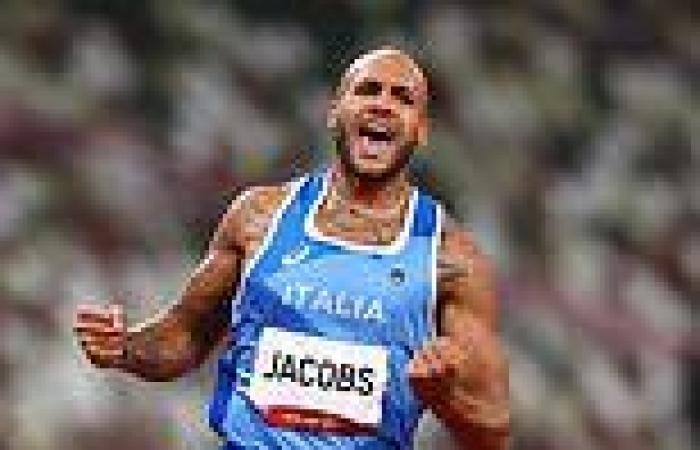 Italy's Lamont Marcell 'crazy' Jacobs becomes first man to win 100m other than ...