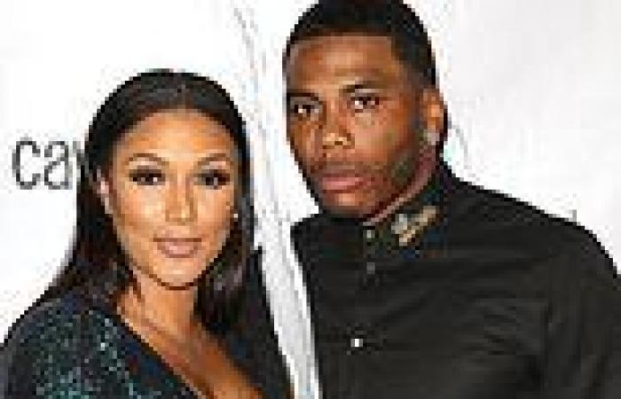 Nelly and girlfriend Shantel Jackson have split after six-years together... but ...