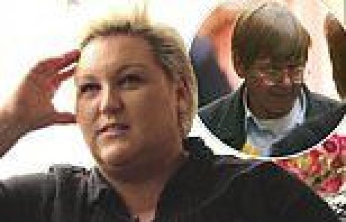 Meshel Laurie reveals she met serial killer Peter Dupas' final victim in the ...