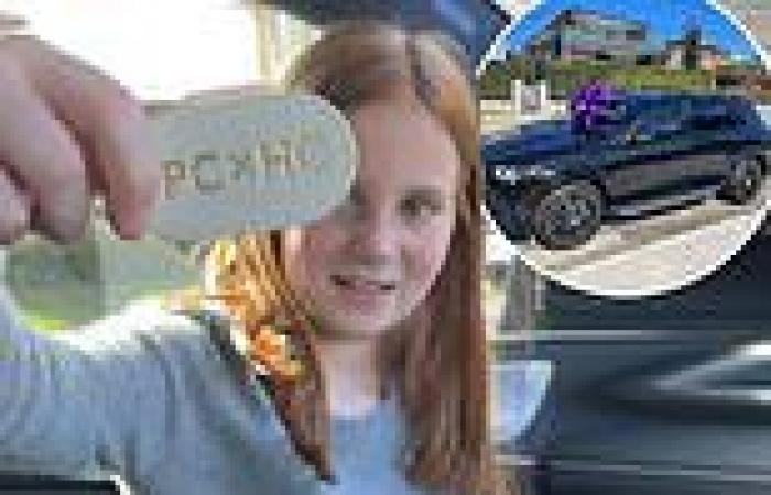 Roxy Jacenko gives daughter Pixie a $155,000Mercedes-Benz