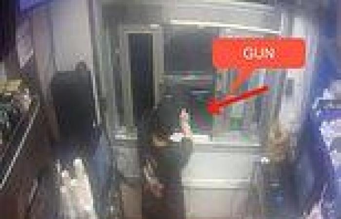 Michigan Burger King employee points gun at drive thru customers in a dispute ...
