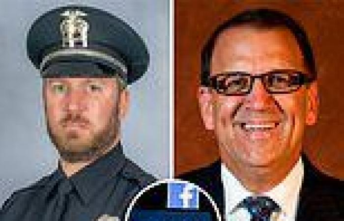 Facebook blocks promotion of Officer of the Year post, claiming it was ...