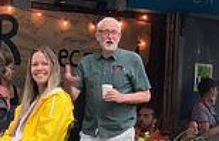 Jeremy Corbyn sells ONE pot of his homemade plum preserve for £56 at Jazz ...