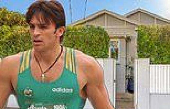 Olympic sprinter Dean Capobianco sells his four-bedroom home in Sydney's ...