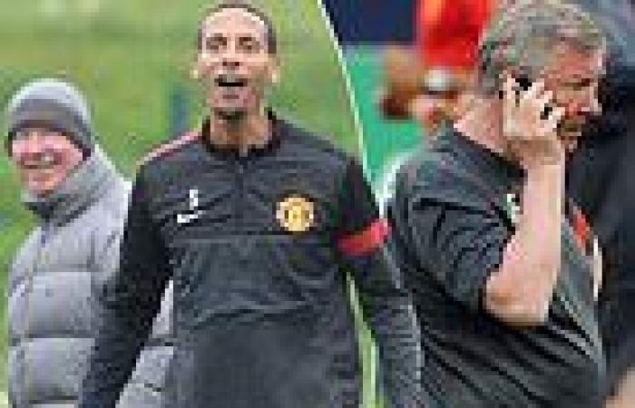 sport news Rio Ferdinand reveals Sir Alex Ferguson would be 'speaking to his bookie' ...