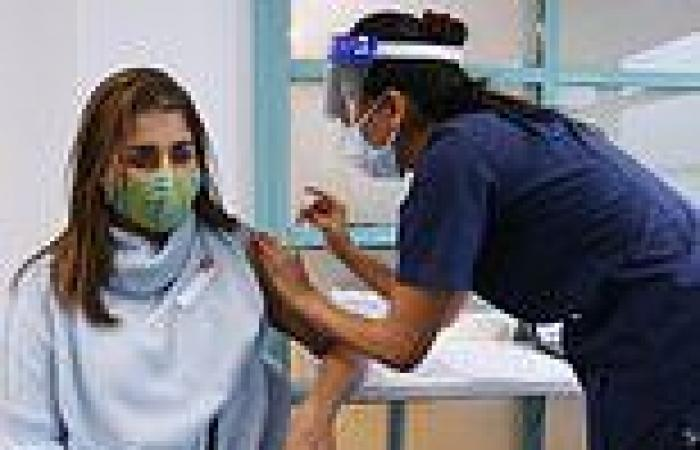 Coronavirus: Australians who refuse a Covid jab 'likely' to be banned from ...