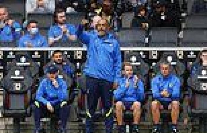 sport news Europa Conference League: Tottenham drawn against Pacos De Ferreira or Larne FC ...