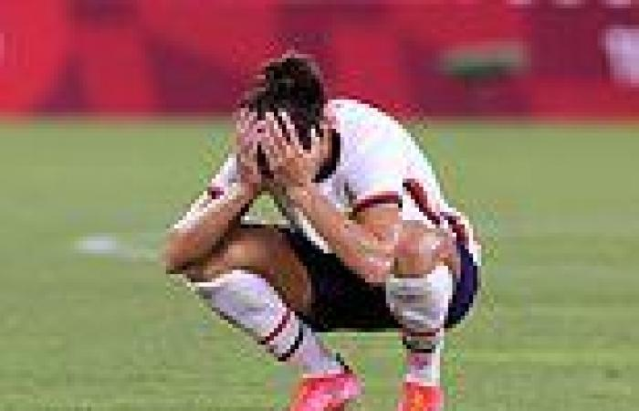 US women fall in Olympic semifinals to underdog Canada, 1-0, on controversial ...