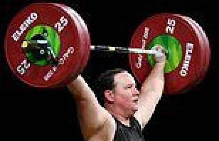 New Zealand weightlifter Laurel Hubbard prepares to make history as first trans ...
