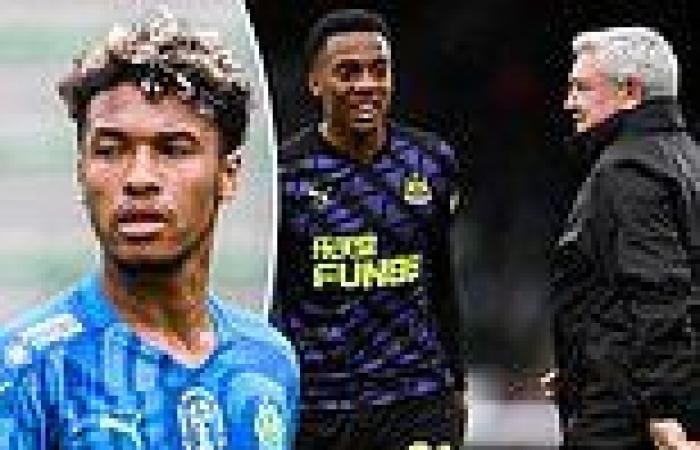 sport news Newcastle make move for Marseille midfielder Boubacar Kamara as they wait for ...