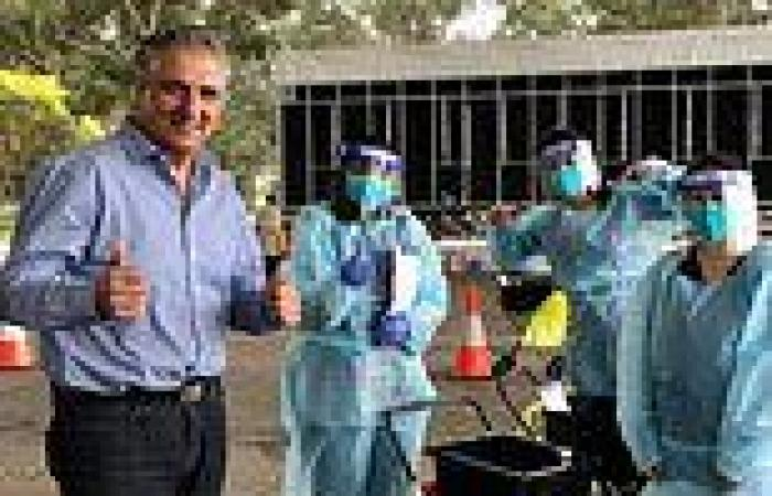 Fairfield Mayor Frank Carbone says Covid 5km bubble can be breached for KFC