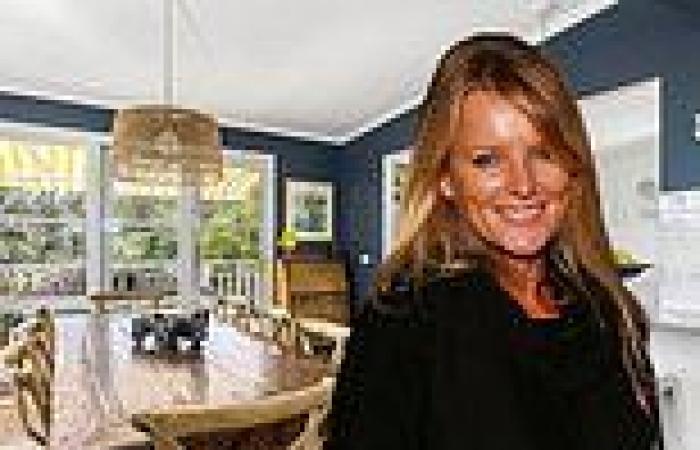 Inside Simone Callahan's $2.7million beachside retreat on the Mornington ...