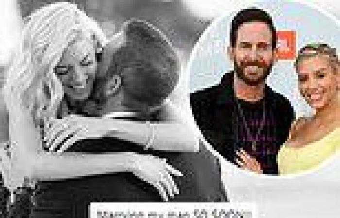 Heather Rae Young gushes that her wedding to Tarek El Moussa will take place ...