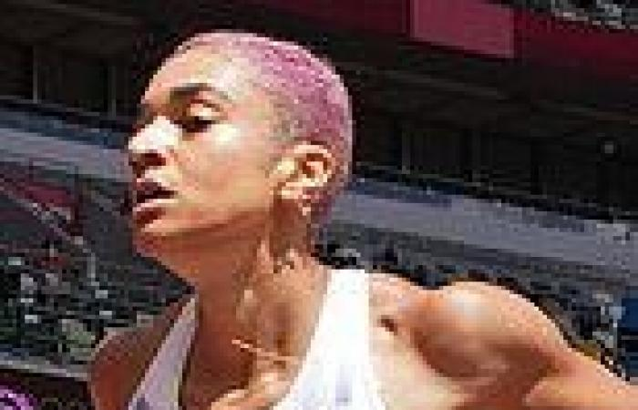 sport news Tokyo Olympics: Jodie Williams sails through 400m heat to book her place in the ...
