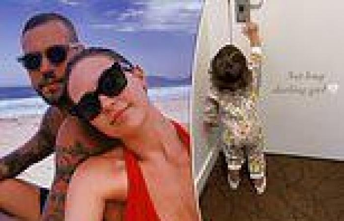 Jesinta Franklin's husband Buddy's team relocate to Victoria amid her 14-day ...
