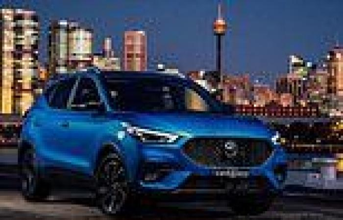 Chinese-made SUV makes history as Australia's top ten models are revealed