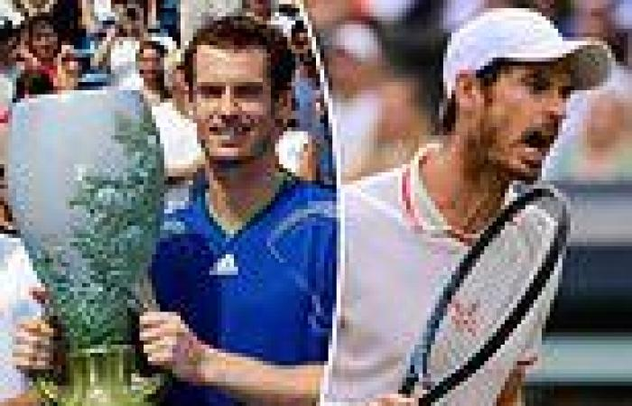 sport news Andy Murray is given a wild card for a Masters tournament he has won twice ...
